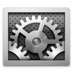 System Preferences icon PNG