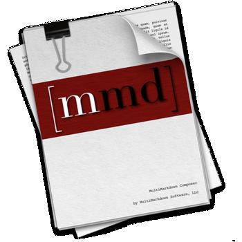 MultiMarkdown Composer 2