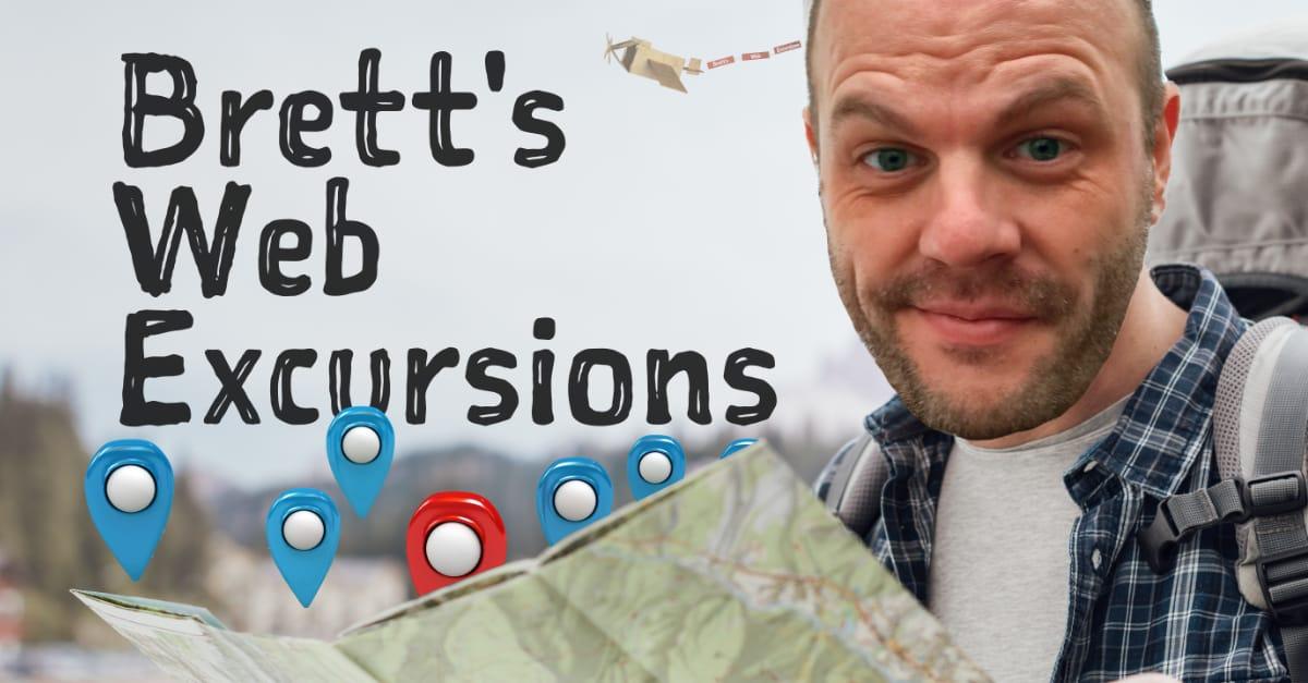 Web Excursions for September 30, 2019 - BrettTerpstra.com