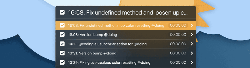 doing LaunchBar Action