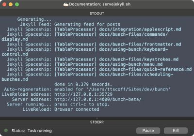 Task Monitor