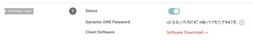 Namecheap Dynamic DNS